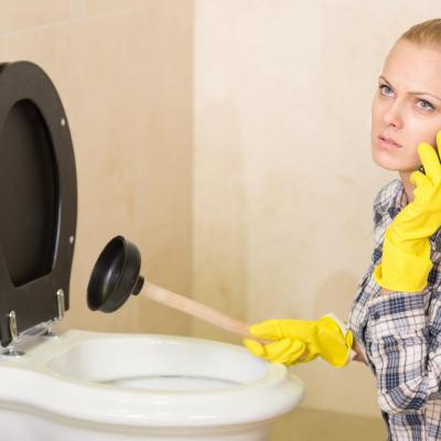 Debouchage wc