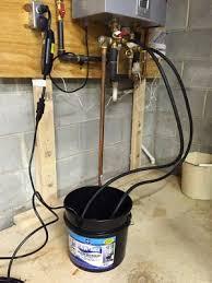 Detartrage chauffe eau gaz